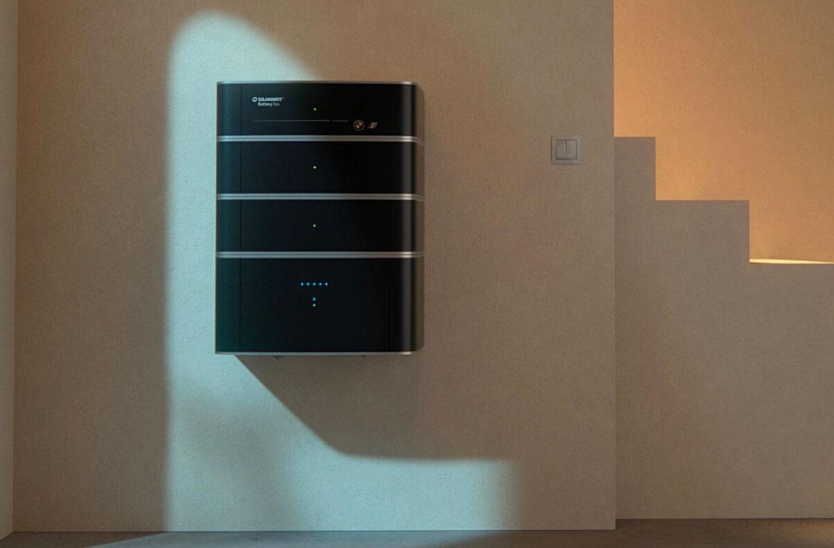 batterie flex solarwatt bmw